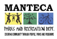 Manteca Parks and Recreation Department Logo